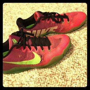 Kobe 11 Nike basketball sneakers